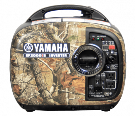 Yamaha EF2000iS Camo