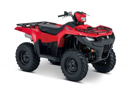 Suzuki KINGQUAD LT-A500XP DIRECTION ASSISTÉE 2019 2019