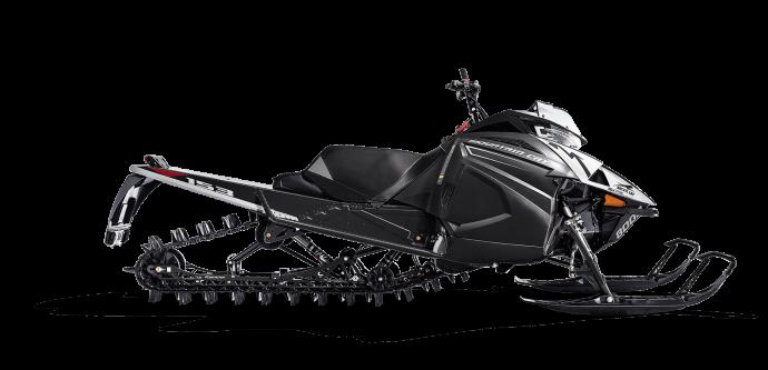 Arctic Cat M 8000 Mountain Cat (153) 2019 noir