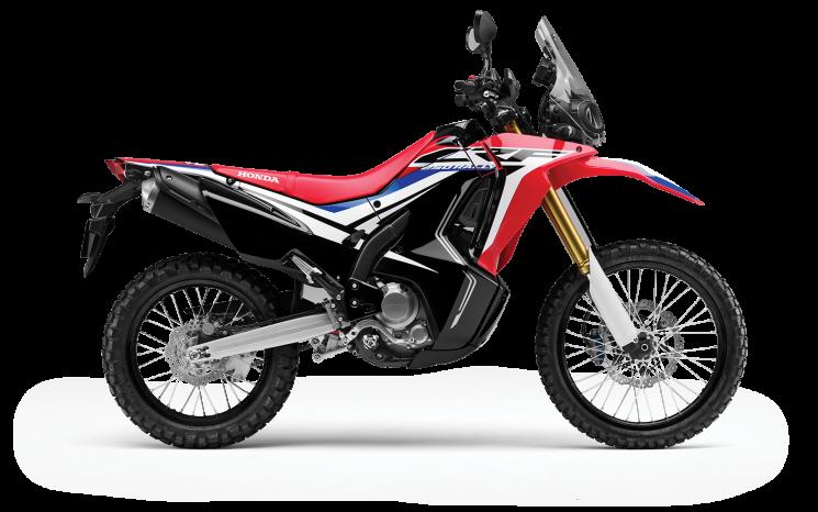 Honda CRF250RL 2018
