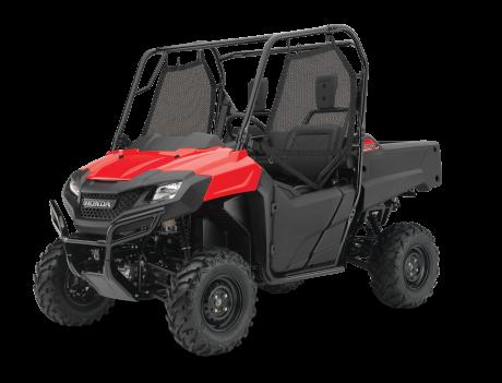 Honda Pioneer 700 Deluxe 2019
