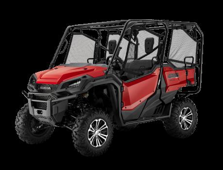 Honda Pioneer 1000 Deluxe 2019