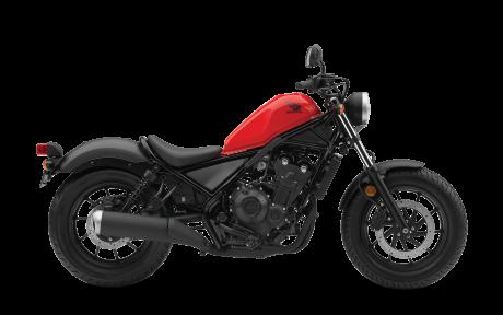 Honda Rebel 500 2018
