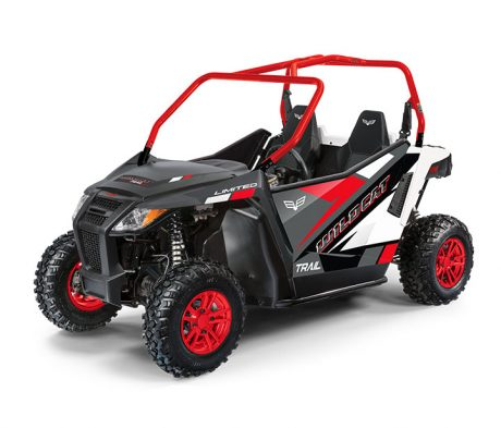 Arctic Cat Wildcat Trail LTD  ST:14818 2019