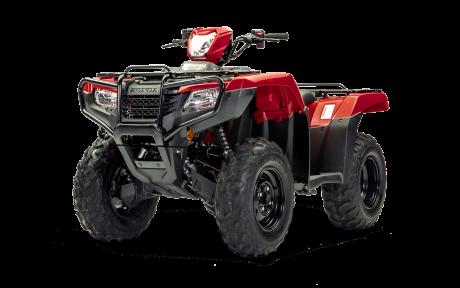 Honda Foreman 520 ES EPS Rouge patriote 2021